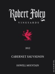 LIBRARY: Cab Sauv (Howell Mountain) 2012 - 375ml | Item No. 1246