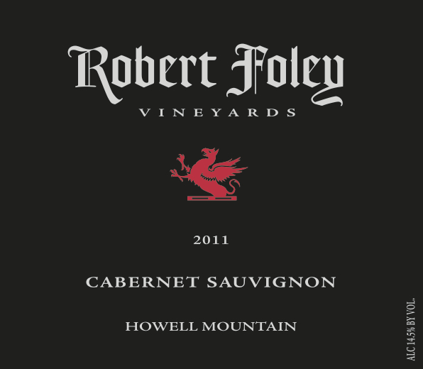 LIBRARY: Cab Sauv (Howell Mountain) 2011 - 1.5L