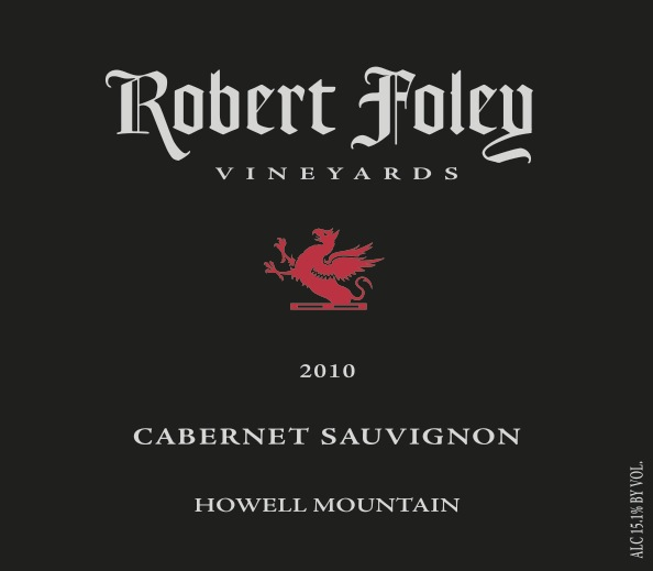 LIBRARY: Cab Sauv (Howell Mountain) 2010 - 375ml
