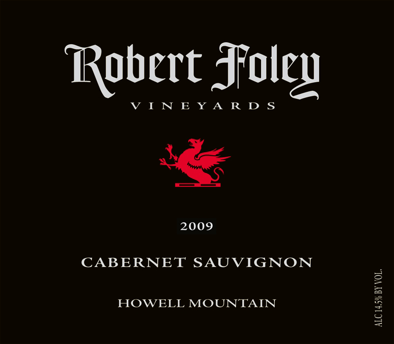 LIBRARY: Cab Sauv (Howell Mountain) 2009 - 375ml