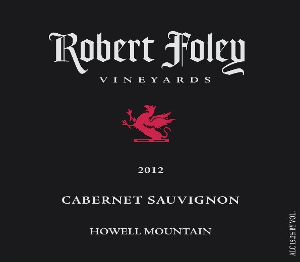 LIBRARY: Cab Sauv (Howell Mountain) 2012 - 375ml